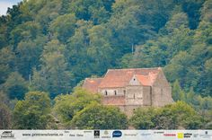 Michael Fortified Church in Cisnădioara, Sibiu Cabin, House Styles, St Michael, Home Decor, San Miguel, Decoration Home, Room Decor, Cabins, Saint Michael