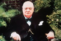 Winston Churchill: Sir Winston Churchill (1874-1965) served as Prime Minister of Britain from 1940-1945 and again from 1951-1955. (Photo Credit: Corbis)