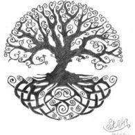Тату дуб (желудь): значение, эскизы, фото татуировок