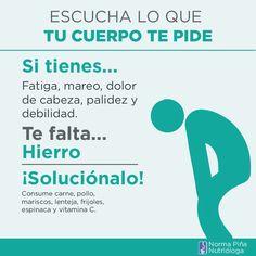 Escucha Tu Cuerpo - Nutrióloga Norma Piña