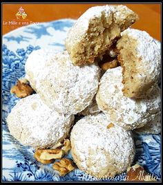 Biscotti Cookies, Brownie Cookies, Italian Desserts, Italian Recipes, Sweets Recipes, Cooking Recipes, Take The Cannoli, Biscuits, Vegan Cake