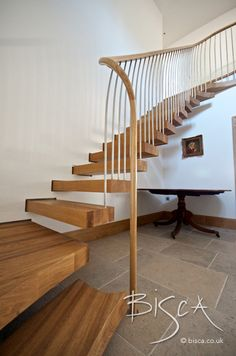 Bisca-Staircase-Design-3096-01 Particularly like the bannister, better than glass