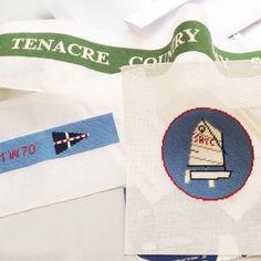 #Nautical Needlepoint Canvas orders ⛵