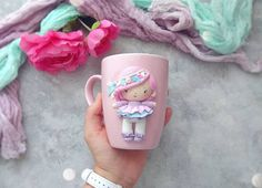 Clay Jar, Clay Mugs, Ceramic Mugs, Biscuit, Pasta Flexible, Felt Dolls, Resin Crafts, Cold Porcelain, Polymer Clay