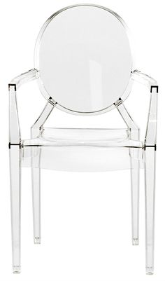 Purple Lou Lou Ghost Childrenu0027s Chair By Kartell   Nest