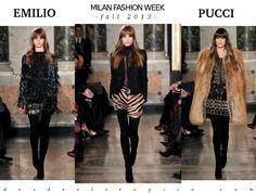 Emilio Pucci -fall 2013 rtw-