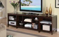 TV area decor