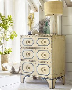 Painted furniture by Centsational Girl