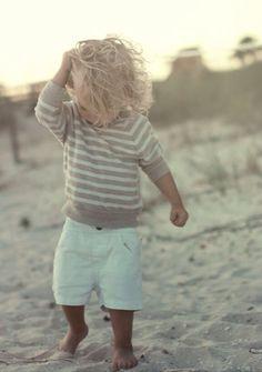 Little Boy Summer