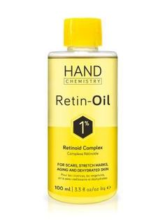Hand Chemistry has announced the launch of its Retin-Oil, available this week. The formula is proven to offer the same results as prescription-only drug Retin A, without the irritating effects. The oil targets scars, stretch marks, ageing, dehydrated skin, surface irregularities and discolouration to show a visible difference in two weeks. The oil also leaves a protective barrier on the skin's surface, ensuring that its hydrating effects are retained.