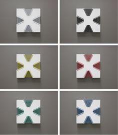 home design Corset Wall Tiles by Arbutus+Denman