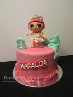 Doces Opções: Bolo LOL Surprise! Lol, Cake, Desserts, Sweets, Tailgate Desserts, Deserts, Kuchen, Postres, Dessert