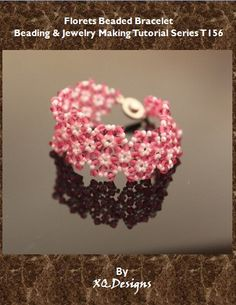 Learn to make jewelry making and beading