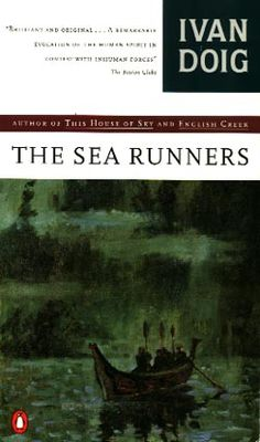 Written in an amazing, authentic voice. The Sea Runners is the story (based on a historical incident) of four men escaping from Russian Alaska down the west coast to Oregon.  You will smell the air, feel the sea and glimpse inside the human psyche stripped bare.   My kids had no father from the moment I started reading until I finished!