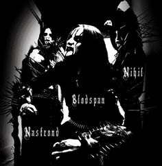 Schrat, black metal from Germany