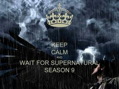 For those of us who watch/re-watch Supernatural from 9:00 a.m. until noon every weekday on TNT: they are going to start showing Season 8 on Thursday, October 10th! Yay! I can rewatch them in order!!