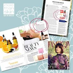 The latest Fashion Quarterly mag has us excited for spring! It features our Wellness Experience, Joyce Blok's Serum & Decléor Aroma-Skin Care (NZ)'s luxurious Encens Nourishing Body Balm - all spring season must-haves Body And Soul, Serum, The Balm, Latest Fashion, Healing, Wellness, Skin Care, Spring, Tights