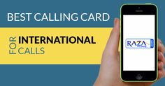International Calling Card with lots of exciting offers can provide you economic long distance calls. Long Distance Calling, International Calling, Phone Card, Calling Cards, Benefit, Amazing