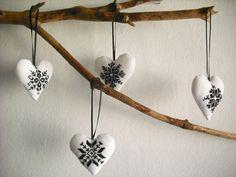 Swedish Christmas Ornament Home Christmas by KeitAtelier on Etsy