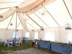 Farm Wedding Tent Set Up Farm Wedding, Wedding Events, Weddings, Tent Set Up, Event Photos, Table Decorations, Green, Design, Wedding