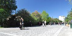 Τα 10 ωραιότερα μέρη στην Αθήνα: Ο πολυπερπατημένος πεζόδρομος της Διονυσίου Αρεοπαγίτου
