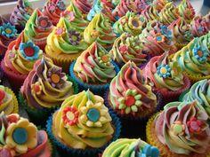 Trendy Ideas For Birthday Cupcakes Fun Birthday Party Snacks, Birthday Cake Girls, Birthday Cupcakes, 21st Birthday, Fun Cupcakes, Mexican Cupcakes, Birthday Nails, Birthday Ideas, Cake For Boyfriend