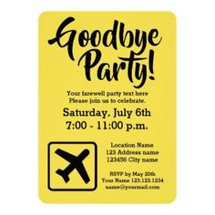 Pin By Jessica Ncube On Farewell Invite Pinterest Farewell Party