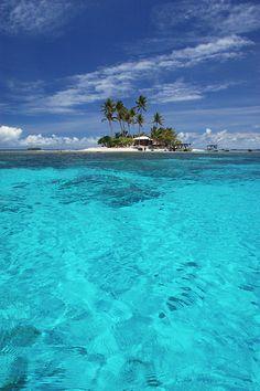 ミクロネシア,トラック環礁,ジープ島,JEEP ISALND