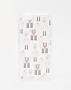 Skinny Dip Llama Printed iPhone 5c Case