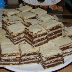 Sweets Recipes, No Bake Desserts, Healthy Desserts, Cake Recipes, Romanian Desserts, Romanian Food, Healthy Cook Books, Pastry Cake, Food Cakes