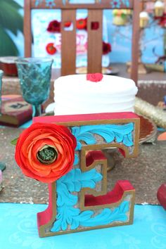LAURA'S little PARTY: Disney Elena of Avalor   Celebrating a Royal Debut!