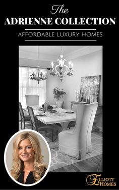 Elliott Homes' Adrienne Collection Luxury Homes, Collection, Design, Home Decor, Luxurious Homes, Luxury Houses, Decoration Home, Room Decor