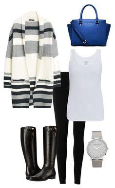 Designer Clothes, Shoes & Bags for Women Larsson & Jennings, Burberry, Mango, Michael Kors, Shoe Bag, Studio, Fall, Polyvore, Stuff To Buy