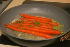 butter dill glazed carrots more rolin butter glazed carrots everyday ...