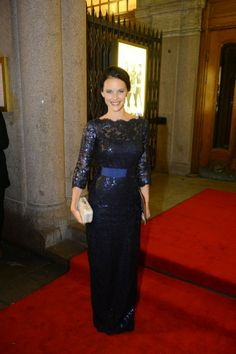 MYROYALS &HOLLYWOOD FASHİON: Swedish Royal Family Celebrates Queen Silvia's 70 Birthday with a gala performance at the Oscars Theatre, December 19, 2013-Prince Carl Philip's girlfriend Sofia Hellqvist also attended