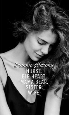 Branna Murphy — RYDER (Slater Brothers, #4) by L.A. Casey
