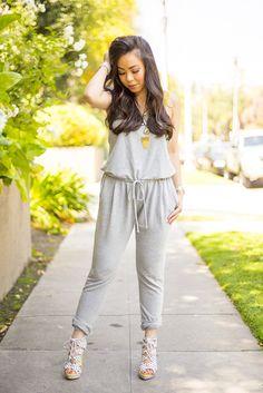 Comfy Jumpsuit Outfit