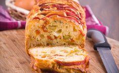 Aromatyczny chleb pizza