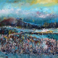 Buy original artwork via our online art gallery by UK Artists. Affordable paintings for sale. Discover new art added today: Shop Now Oil Paint On Wood, Painting On Wood, Abstract Landscape, Landscape Paintings, Landscapes, Starry Night Original, Acrylic Painting Canvas, Paintings For Sale, Beautiful Artwork