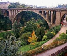 Luxembourg, an out of the box destination