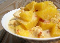 Paleo Mango Coconut Chipotle Chicken