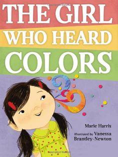 The Girl Who Heard Colors by Marie Harris,http://www.amazon.com/dp/0399256431/ref=cm_sw_r_pi_dp_8a6etb1KCJPA6VGE