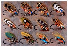 Salmon fly classics from Paul Schmookler