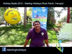 Holiday Beats @ Sterling Holidays: A lovely rendition of 'Chala Jaat Hoon' by one of our guests, Mr. Giridhar from Bangalore at the Sterling Holidays Rock Perch, Yercaud.