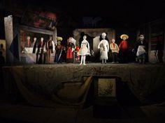 Begegnung mit Pirosmanaschwili   Theater am Faden, Stuttgart