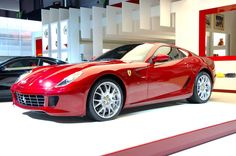 Sports Car: Ferrari Cars Hit Share if you Like! #Cars #Red #Style http://www.goodlookingrides.com