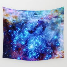 galaxy+Wall+Tapestry+by+2sweet4words+Designs+-+$39.00