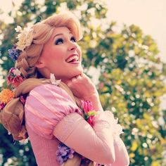 Which charcter at Disneyland would you most like to meet?