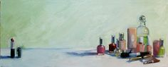 """Kiss and Make up"" by #HenryStinson Oil on Canvas 12"" x 30"""