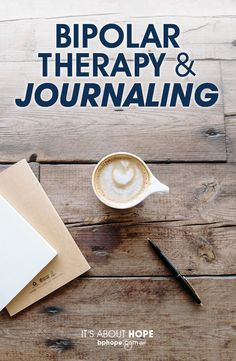 Power of the Page: Writing as Therapy: Channeling reflections and emotions through the pen (or keyboard) has notable mental health benefits: http://www.bphope.com/the-power-of-the-page/